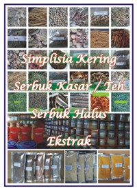 Supplier & Distributor Bahan Herbal / Bahan Jamu